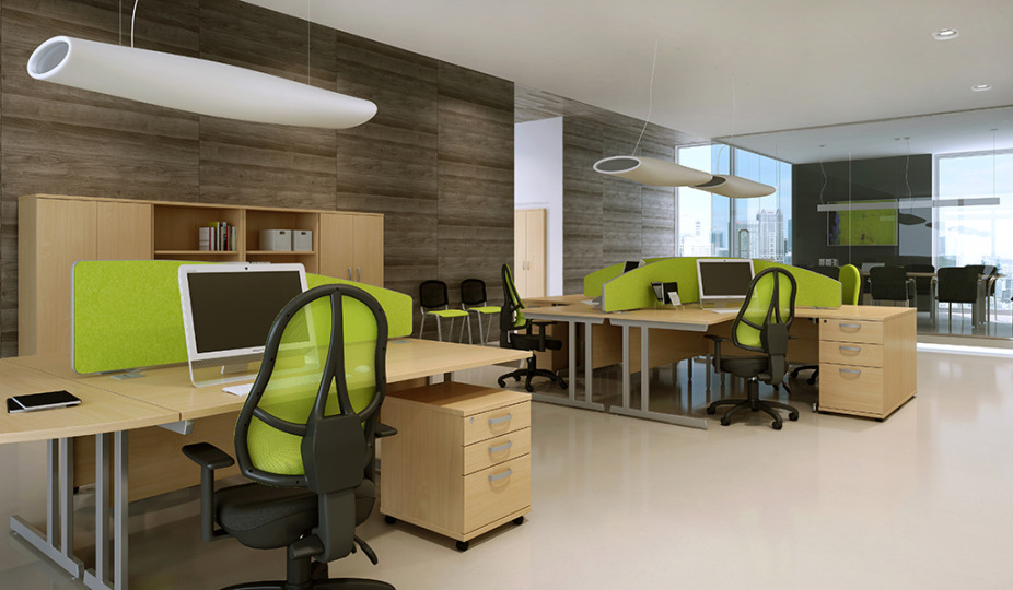 Economy Office Furniture Revolution Online Reality