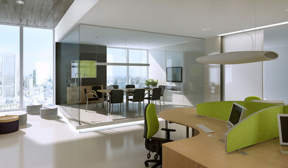 economy office furniture - revolution - online reality