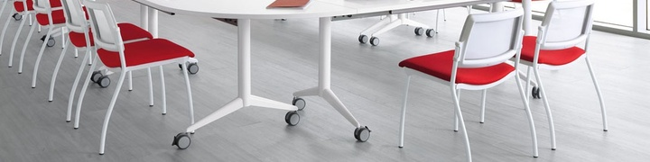 Evolution Flip Top Tables