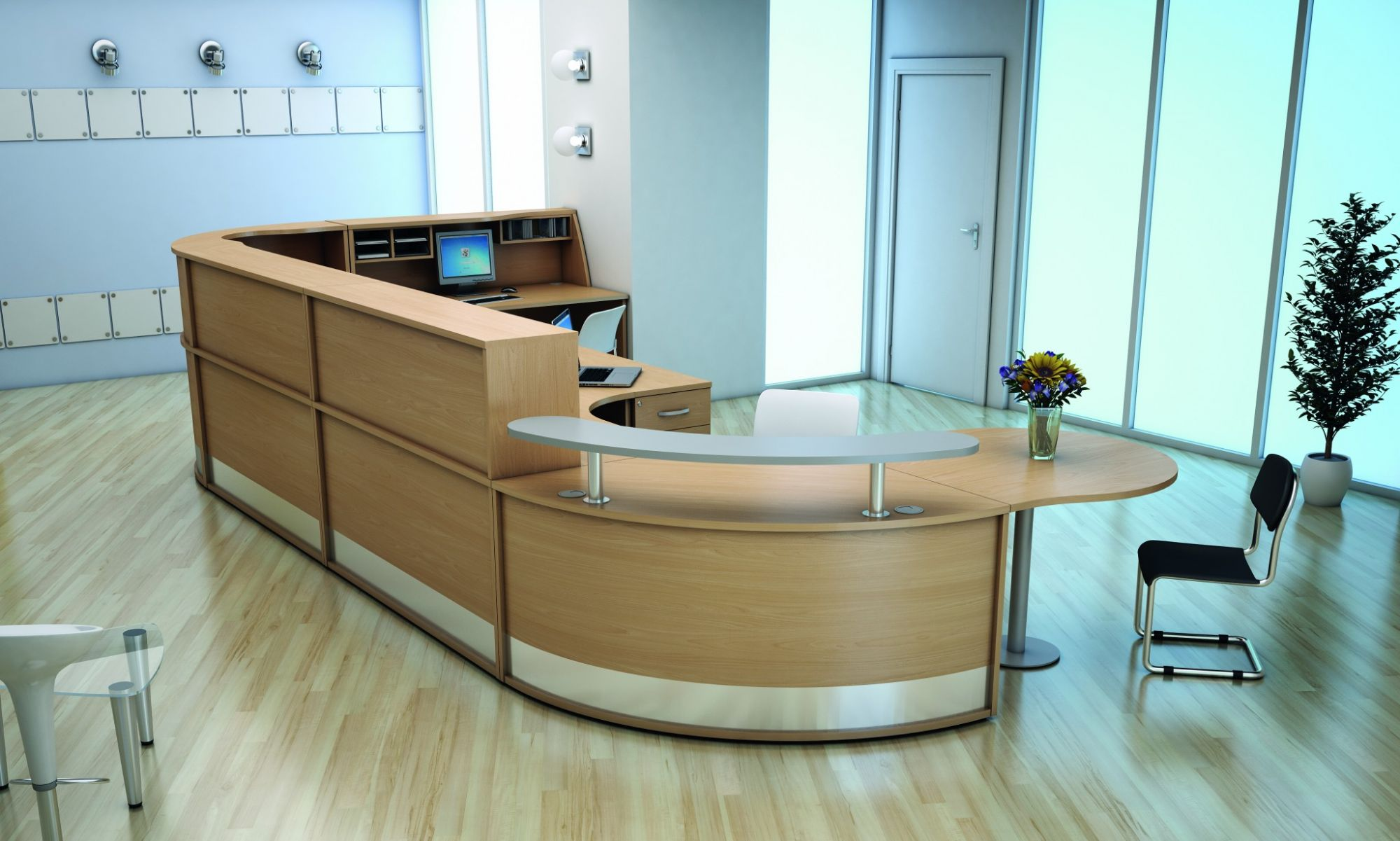 Home Decor Office Furniture Front Desk Modern Reception Quotes 98 Stirring  Photos Concept