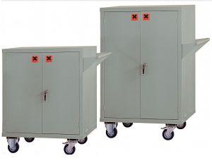 Mobile COSHH Storage Cupboards - Hazardous Storage Cupboards 1336408136622