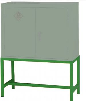 Support Stands (For Agrochemical & Pesticide Storage Cupboards) - Office Cupboards 1336417154309