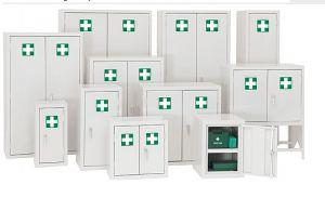 First Aid Storage Cupboards - Hazardous Storage Cupboards 1336491537351