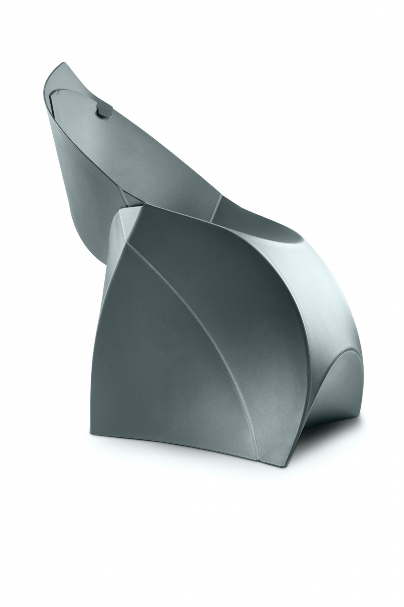 Anthracite Grey Junior Chair Flux Online Reality
