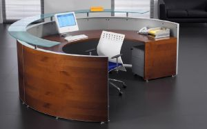 Acitive S Reception Desk