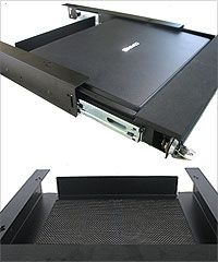 Vented Laptop Security Drawer