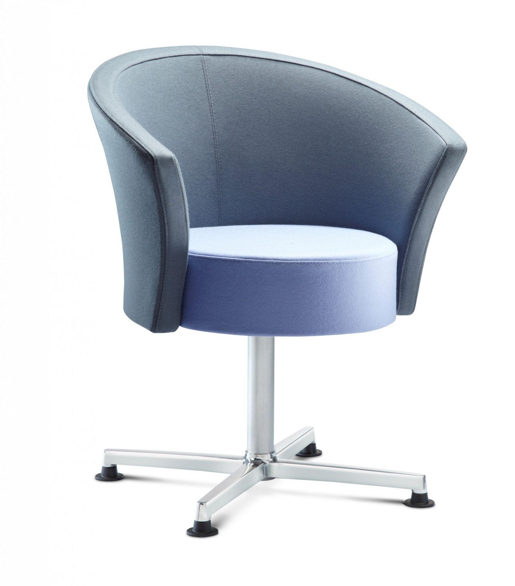 bobbin designer chair 4 star base