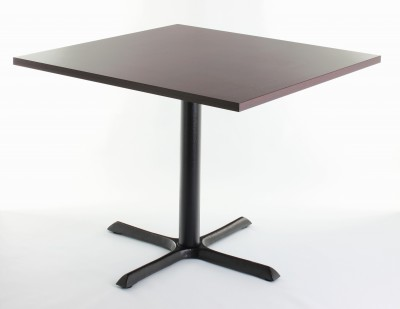 Dining 4 Square 900 Wenge