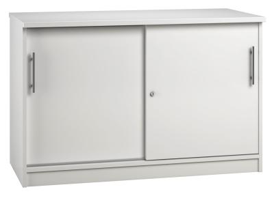 Credenza Unit - White (FLAT)