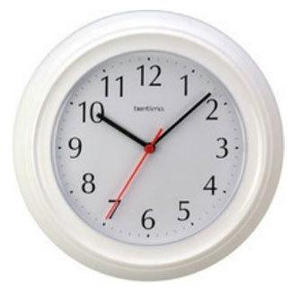 Plastic-clock