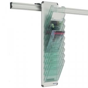 Busyrail Deluxe Leaflet Dispenser A SP-1
