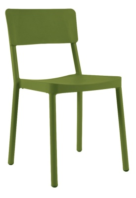 333151 Jackie Side Chair - Olive