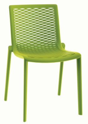 333161 Katie Side Chair - Olive