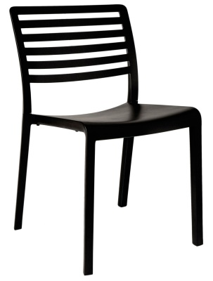 333170 Sophie Side Chair - Ebony