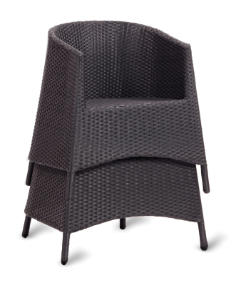 342068 Sorento Tub Chair Stack