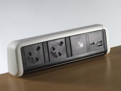 Contour USB - 3 Port