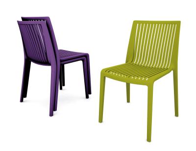 Splash Chair Purple Green Frovi 1