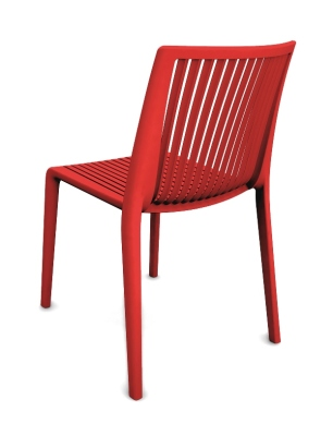 Splash Chair Red Frovi