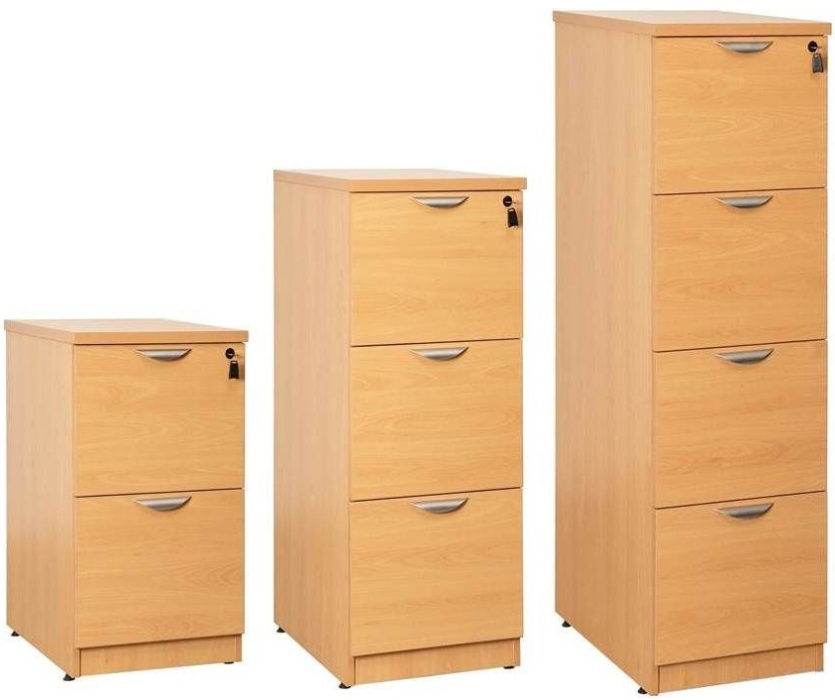 Wooden Filing Cabinets Abacus line Reality