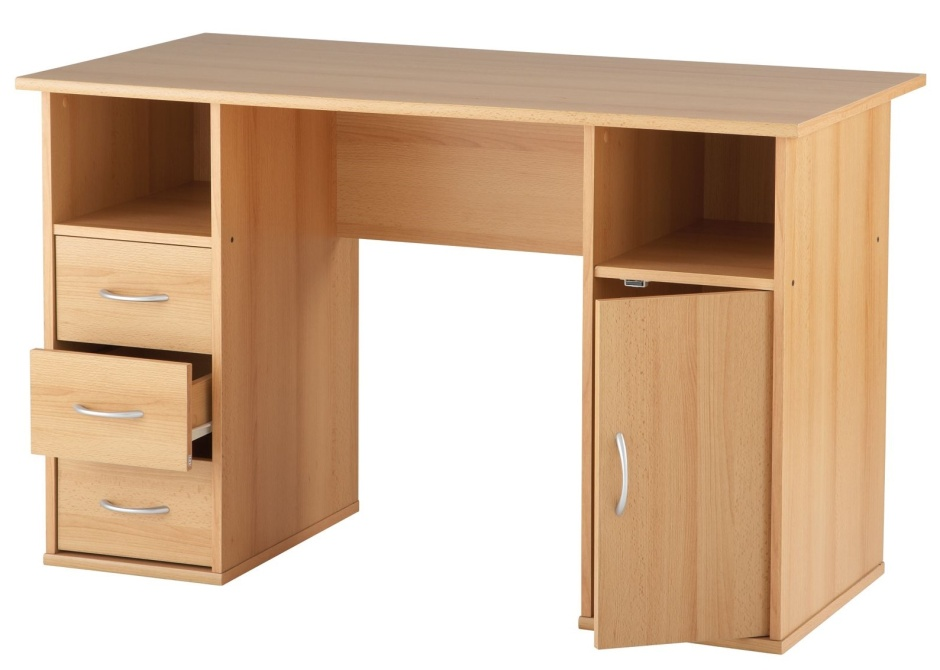 Beech Home Office Desk Lynton Online Reality