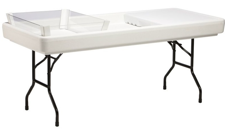 Folding Ice Table - Online Reality