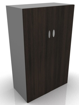 Tall Cupboard D Oak