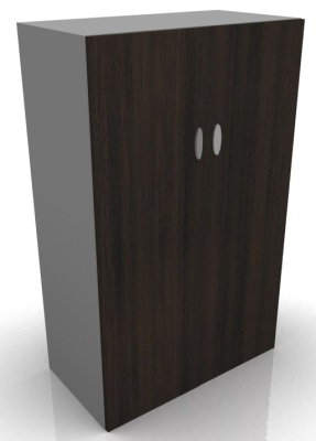 Tall Cupboard D Oak