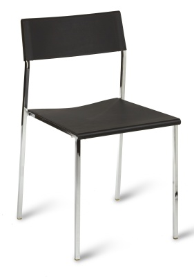 Julie Side Chair Black-compressor