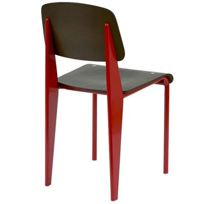 Vector-sidechair-walnut-and-red---back-compressor