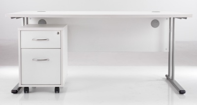 Desk And Pedestal Package