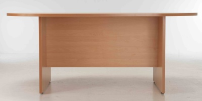 Beech Oval Table
