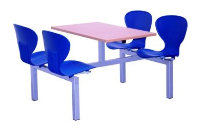 Blue Dining Unit