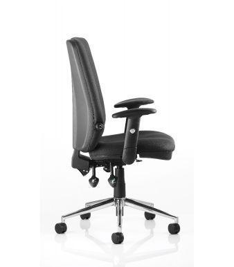 Black Ergonomic Chair