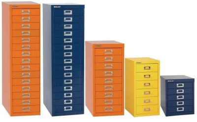 Multi Drawer Cabinets From Bisley
