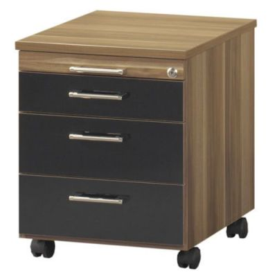Stylish Mexico 3 Drawer Mobile Pedestal