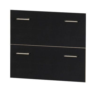 Mexico Filing Drawer In High Black Gloss Accepts Foolscap And A4 Files