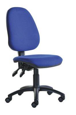 Blue Budget Pricebuster Operator Chair