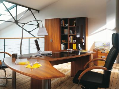 Modern Executive Managers Office - Santos Range