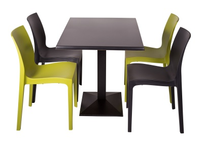 Rectangular Table And Chairs