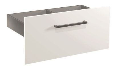 Zed Style Filing Drawer For Zed Style Bookcases In White