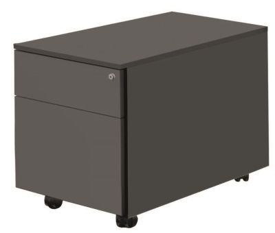 Zed Style Mobile Pedestals 2 Drawer