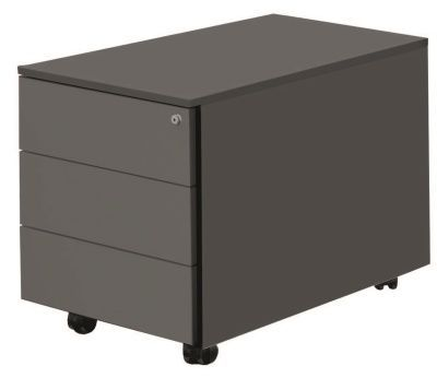 Zed Style Mobile Pedestals 3 Drawer
