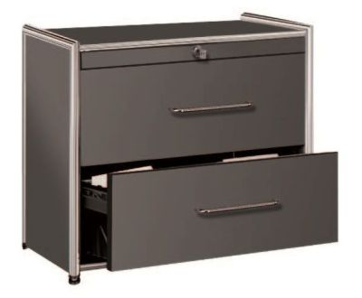 Artoline Filing Unit In Anthracite