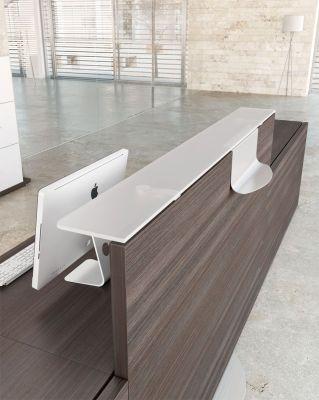 Cedar Reception Shelf