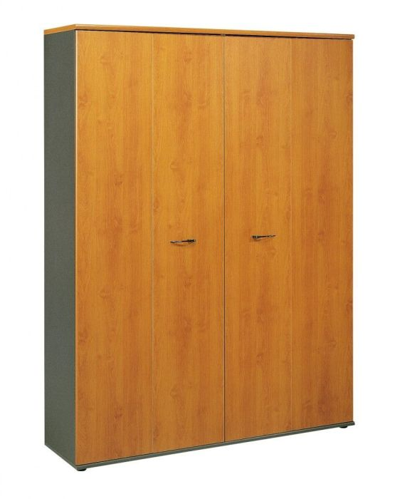 Extra wide tall cupboard with folding doors jazz Extra wide front doors