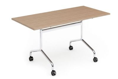 Tamar Shallow Flip Top Rectangular Table