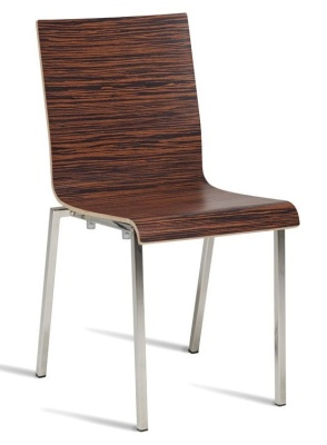 Zaffron Ebony Designer Dining Chair