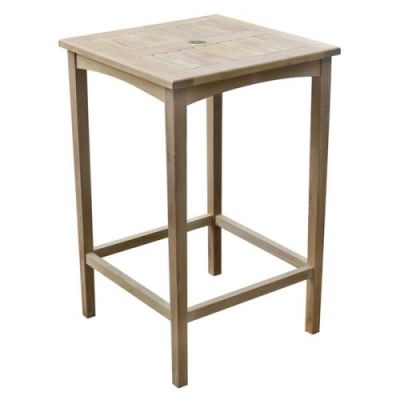 Dover Wooden Bar Height Table