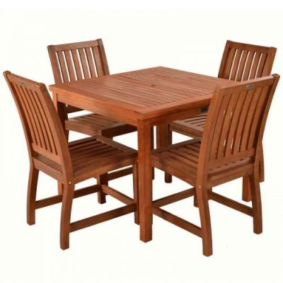Dorset Outdoor Hardwood Dining Set