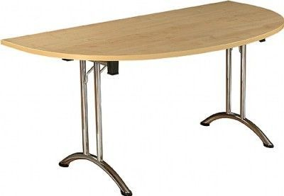 Half Moon Folding Meeting Table MC Online Reality